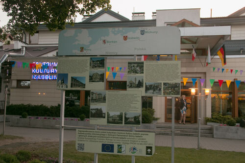 Vendredi 2 juin - Arrivée à Izabelin
