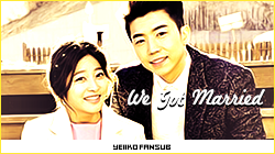 We Got Married - 2Young Couple (Wooyoung & Se-Young)