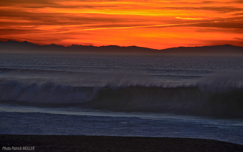 Un 24 Janvier sur la côte Basque