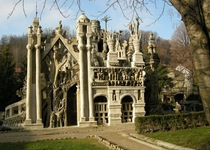 France - Le palais Idéal du facteur Cheal
