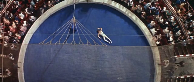 TRAPEZE - BURT LANCASTER BOX OFFICE 1956