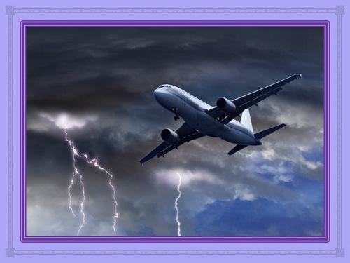Turbulences sévères