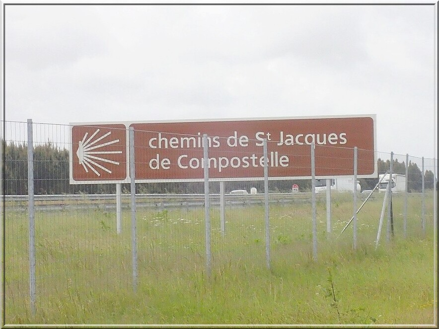 918 - Suite19 : -Notre Chemin vers St Jacques de Compostelle à travers ses anecdotes-