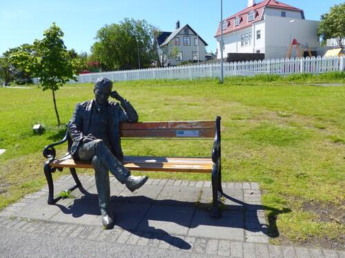 25 juin, de  Steindórsstadir à Keflavík