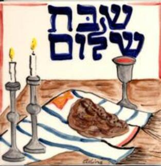 Etude sur le Shabbat par François Gensale