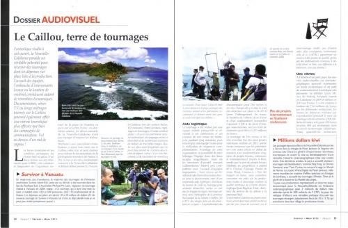 Février 2012 Magazine Objectif