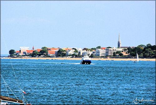 Bateaux de promenade (Lège-Cap Ferret)