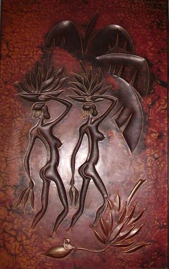 tableaux cuivre