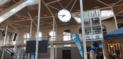 Inauguration de la nouvelle gare de Rennes