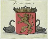Armes de Valenciennesdu XVIIe siècle