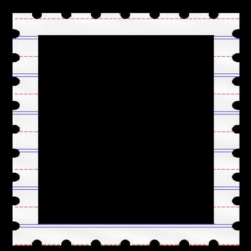 Bordures et Clusters Rentrée Scolaire Série 3