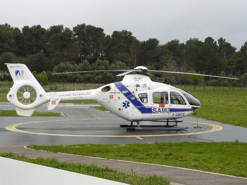 Hélistation de l'hôpital de Carcassonne (2)