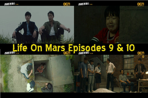 Life on Mars Episodes 9&10