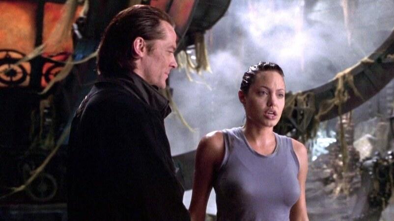 LARA CROFT : TOMB RAIDER 2001
