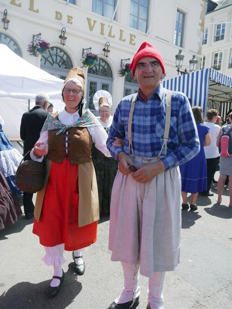 Honfleur - carnaval de la St Jean 2017