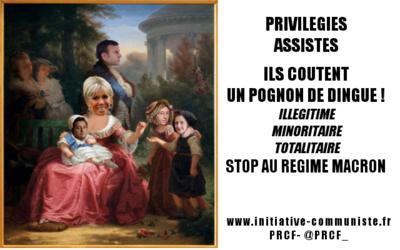 Affaire de Rugy : Au peuple de rugir ! #DeRugyDémission-par Georges GASTAUD, porte-parole du PRCF