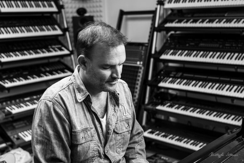 Erwan Coïc outsider breton de la musique de film