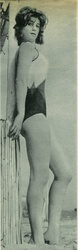23 mars 1963 : Sheila découvre St-Trop' !