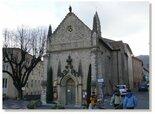 L'église du Bar-sur-Loup