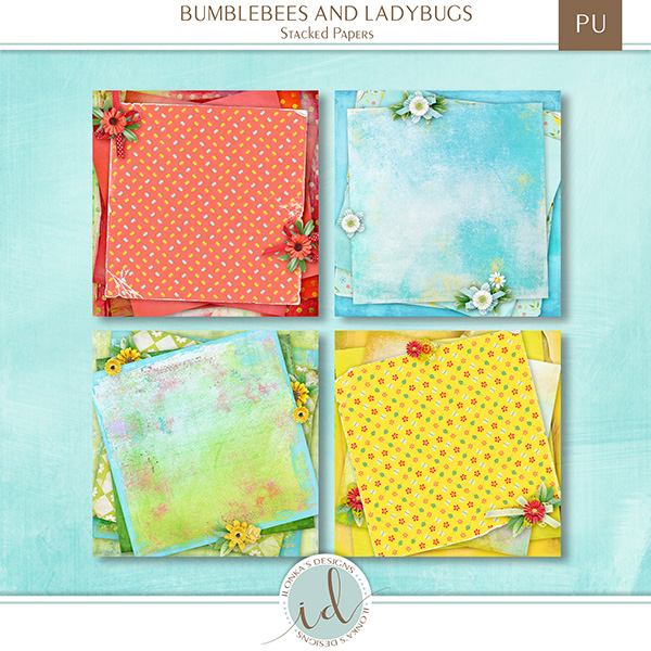 Bumblebees And Ladybugs - Release April 15th 2019 id_bum17.jpg