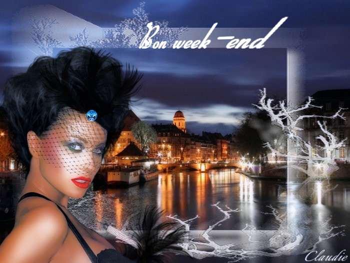 week-end??