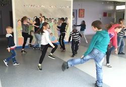 Projet artistique et culturel Danse