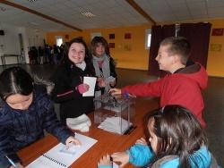 Les élections des délégués