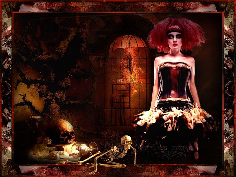 Cadre Halloween 4