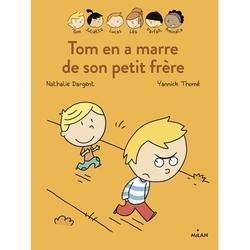 Les inséparables (première lecture) Tome 12 - Poche Tom en a marre de son petit frère