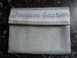 Pochette Jacques Gautier maison