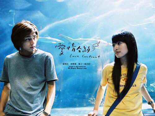Love contract (Tw Drama)