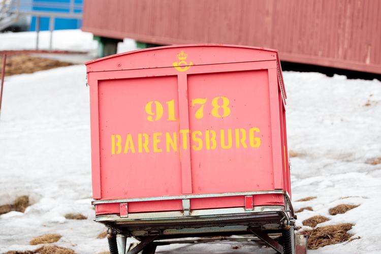 Nordstjernen 18 Mai - Barentsburg