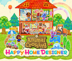 Animal Crossing happy home disigneur