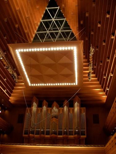 Le projet pour orchestre 2011