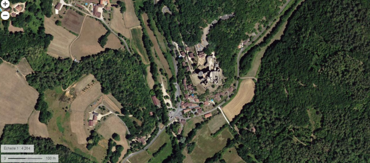 Expédition au vieux château (tentative )