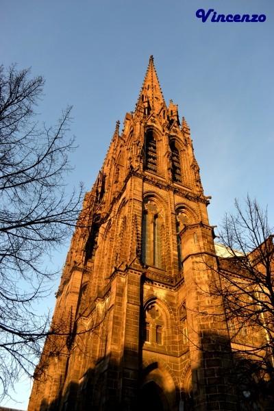 CLERMONT-FERRAND cathédrale
