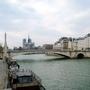 Paris - Vue de Notre-Dame du pont d'Austerlitz