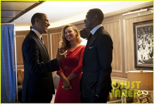 Beyonce & Jay-Z Host President Obama Fundraiser