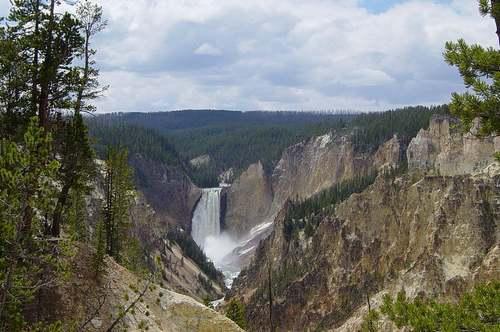 Patrimoine mondial de l'Unesco : Le parc national de Yellowstone - Etats-Unis -