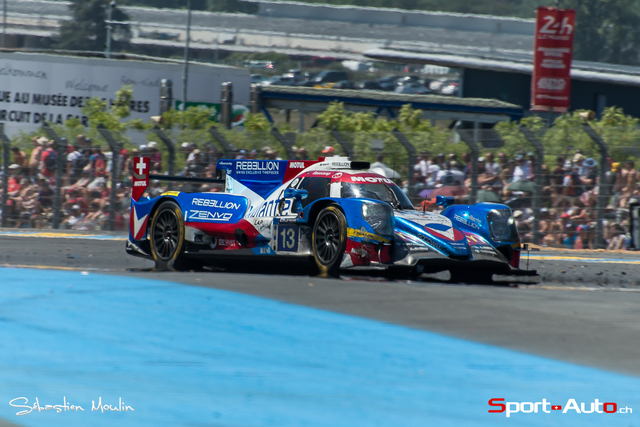 Le Mans 2017 Abandons & Disqualifiée