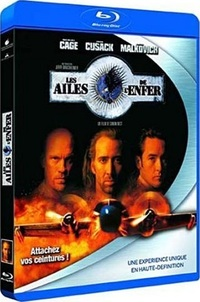 [Blu-ray] Les Ailes de l'enfer (Con Air)