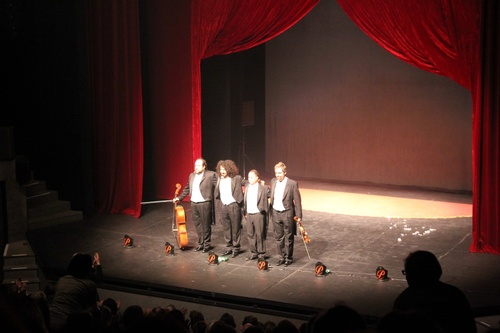 quatuor paganini