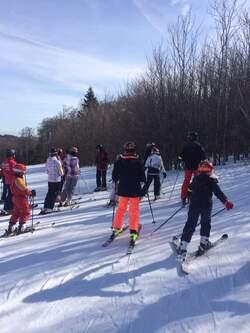 Photos Section Ski Février 2018
