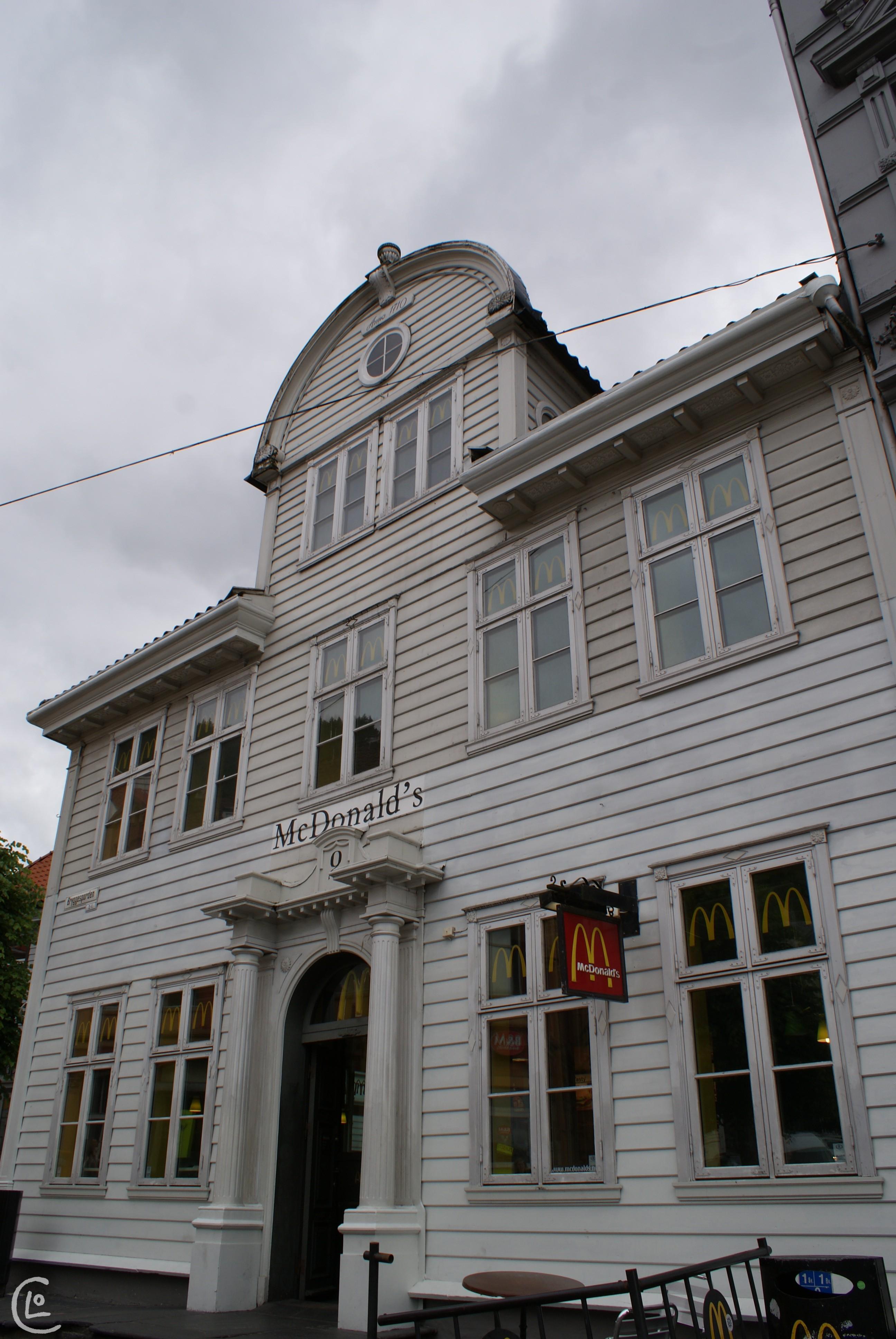 Voyage en Norvège - Bergen