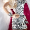 La robe de Barbie BlondDiamond