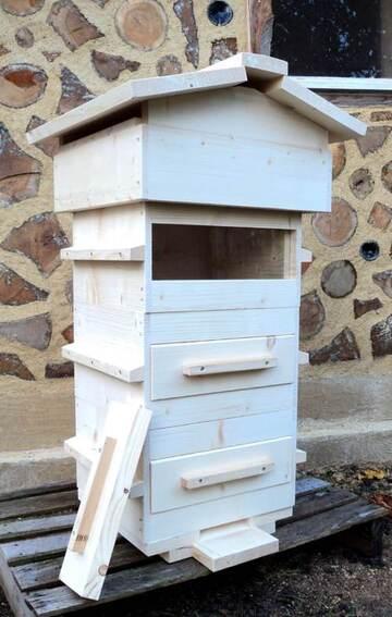 La ruche Warré écologique à 140 € 00