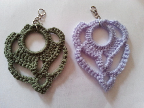 Quelques bricoles au crochet