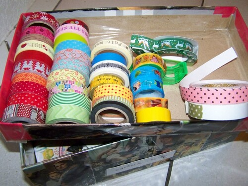 Ma collection de masking tape