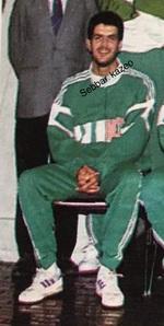 TAÂLBA Fodil 1991 Champion d'Afrique
