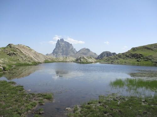 Bivouac (2 nuits) : lac de Houer + pic de Canaourouye (Ossau) - 64